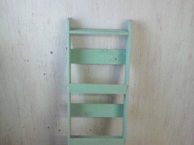 画像2: 無垢ヒノキで造る マガジンラック大 【オスモミント】 セミオーダー品