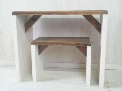画像2: キッズ デスク (desk&chair)