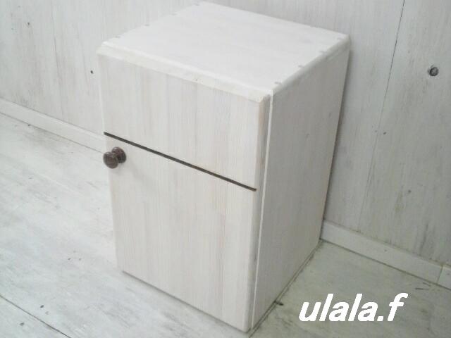 画像1: ままごと 冷蔵庫 (1)